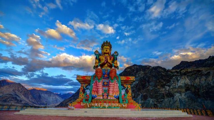 himalaya timelapse 3