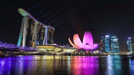 singapor timelapse